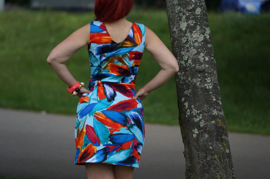 Papercut Patterns Yoyo Dresss